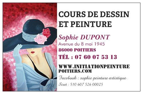 90 Carte De Visite Poitiers